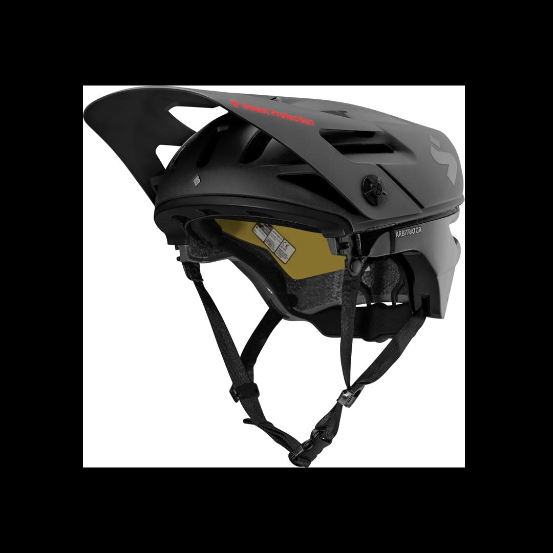 Helmet  Sweet Protection  Arbitrator Mpis Helmet SGRME-2