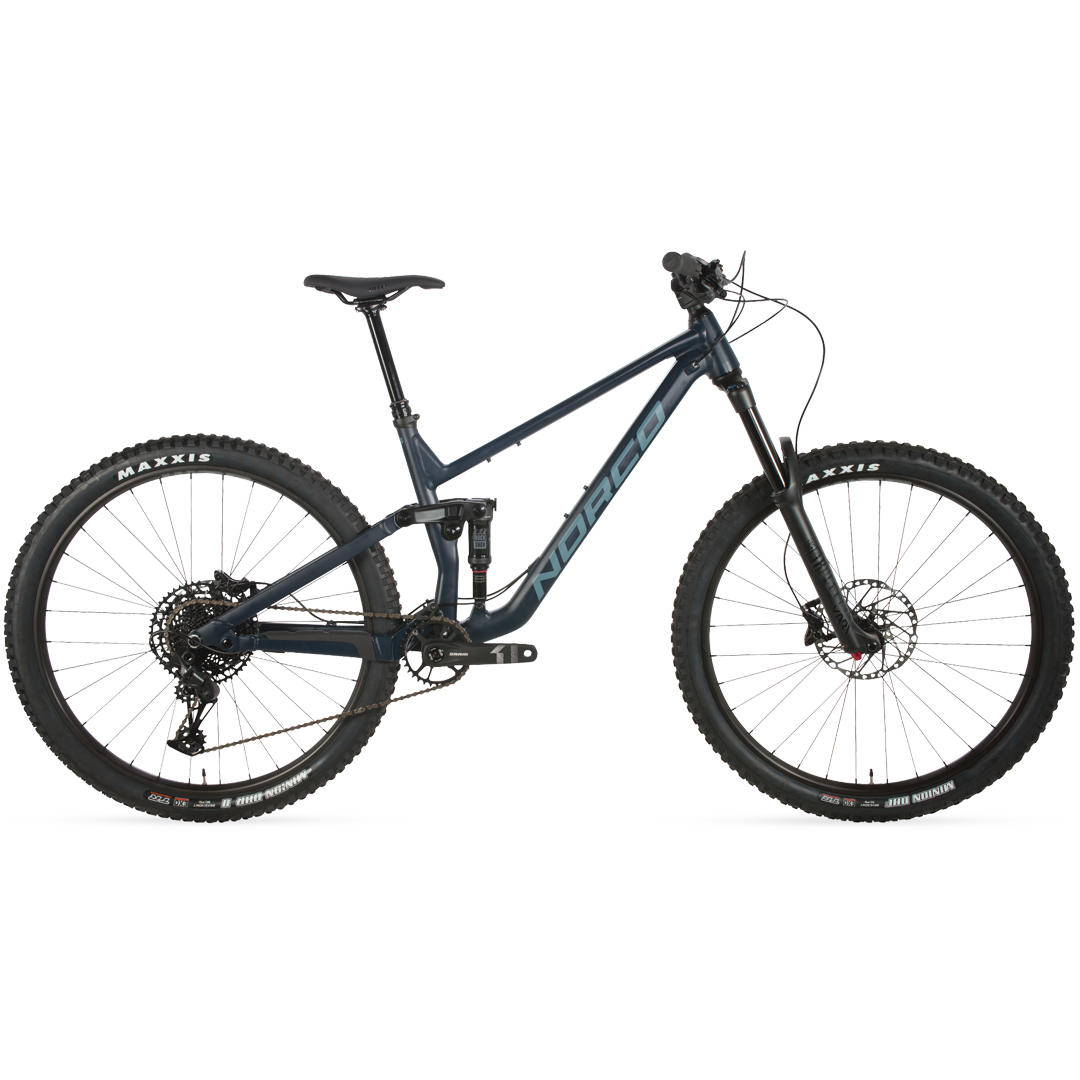 "Vélo Norco Sight A3 Blue Black/Slate Blue 29""-1"