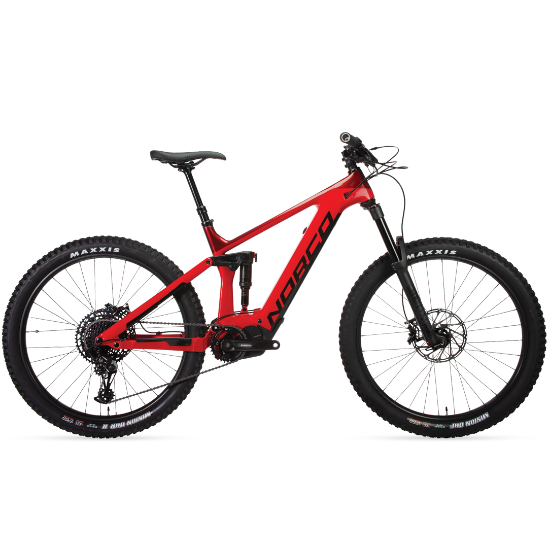 "Vélo Norco Sight Vlt C2 Rouge 27.5""-1"