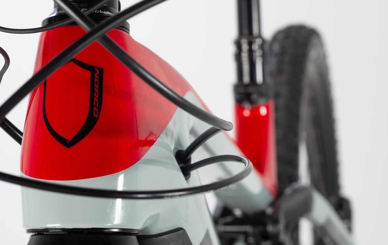 Vélo Norco Sight Vlt C3 Gris/Rouge 29''-4