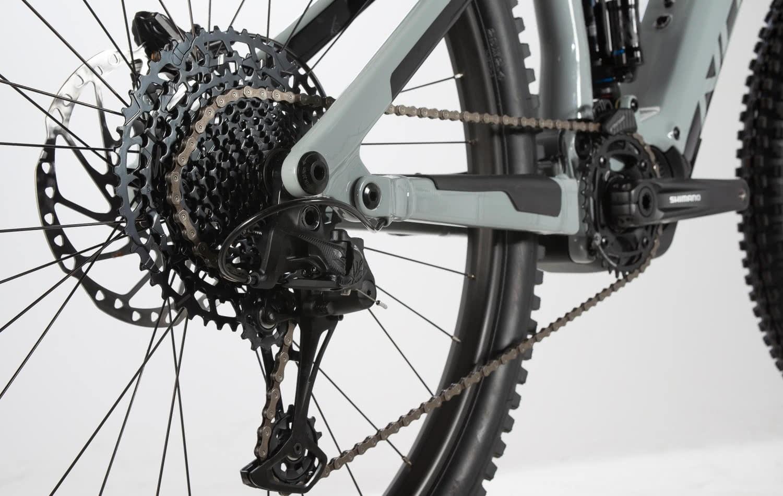 Vélo Norco Sight Vlt C3 Gris/Rouge 29''-5