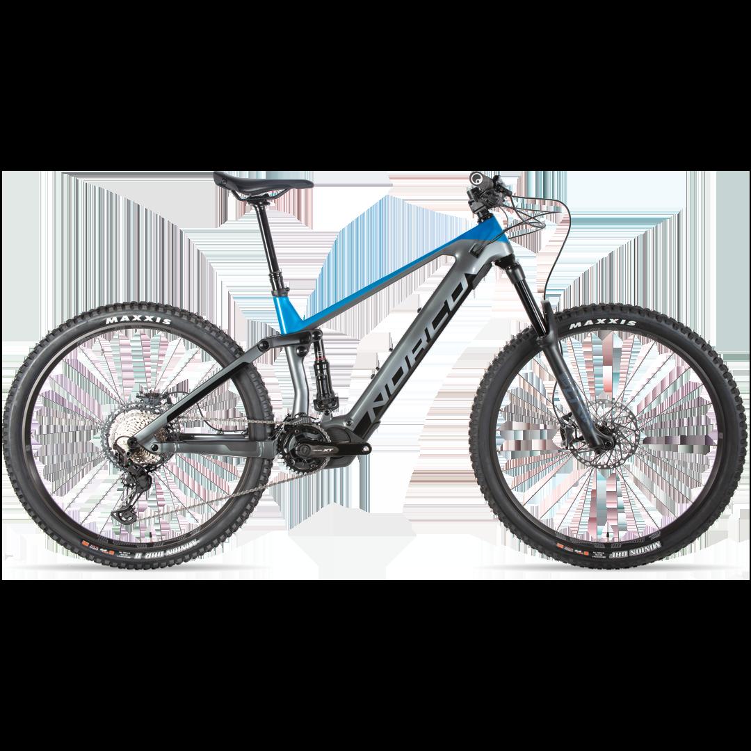 Vélo Norco Sight Vlt C2 Charbon/Bleu 29''-1
