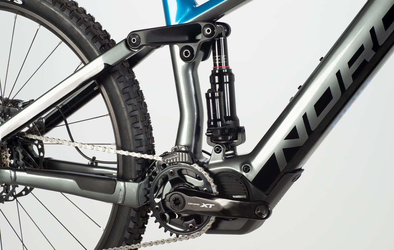 Vélo Norco Sight Vlt C2 Charbon/Bleu 29''-3