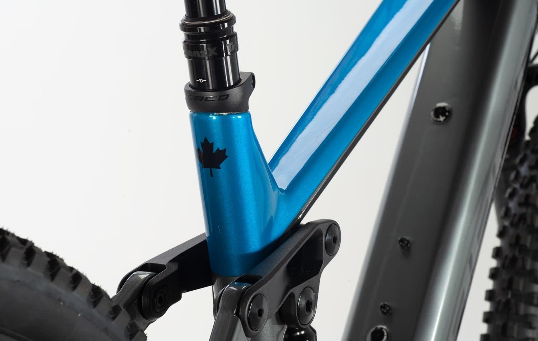 Vélo Norco Sight Vlt C2 Charbon/Bleu 29''-4