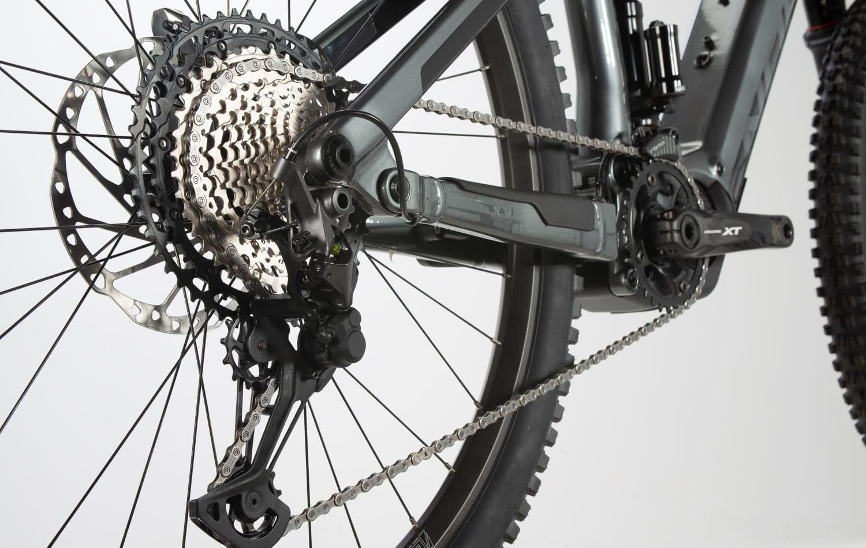 Vélo Norco Sight Vlt C2 Charbon/Bleu 29''-6