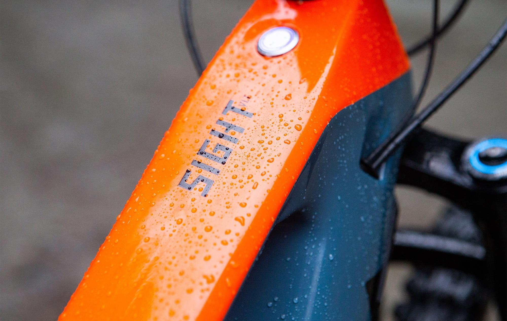 Vélo Norco Sight Vlt C1 Bleu/Orange 29''-2
