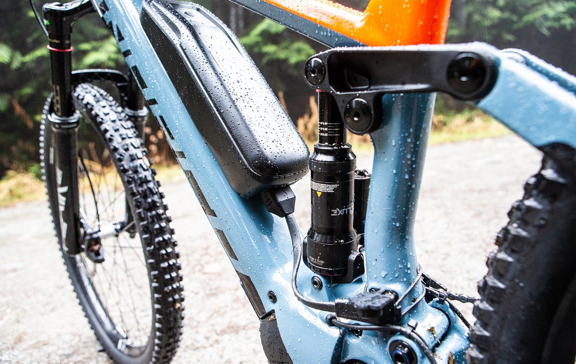 Vélo Norco Sight Vlt C1 Bleu/Orange 29''-4