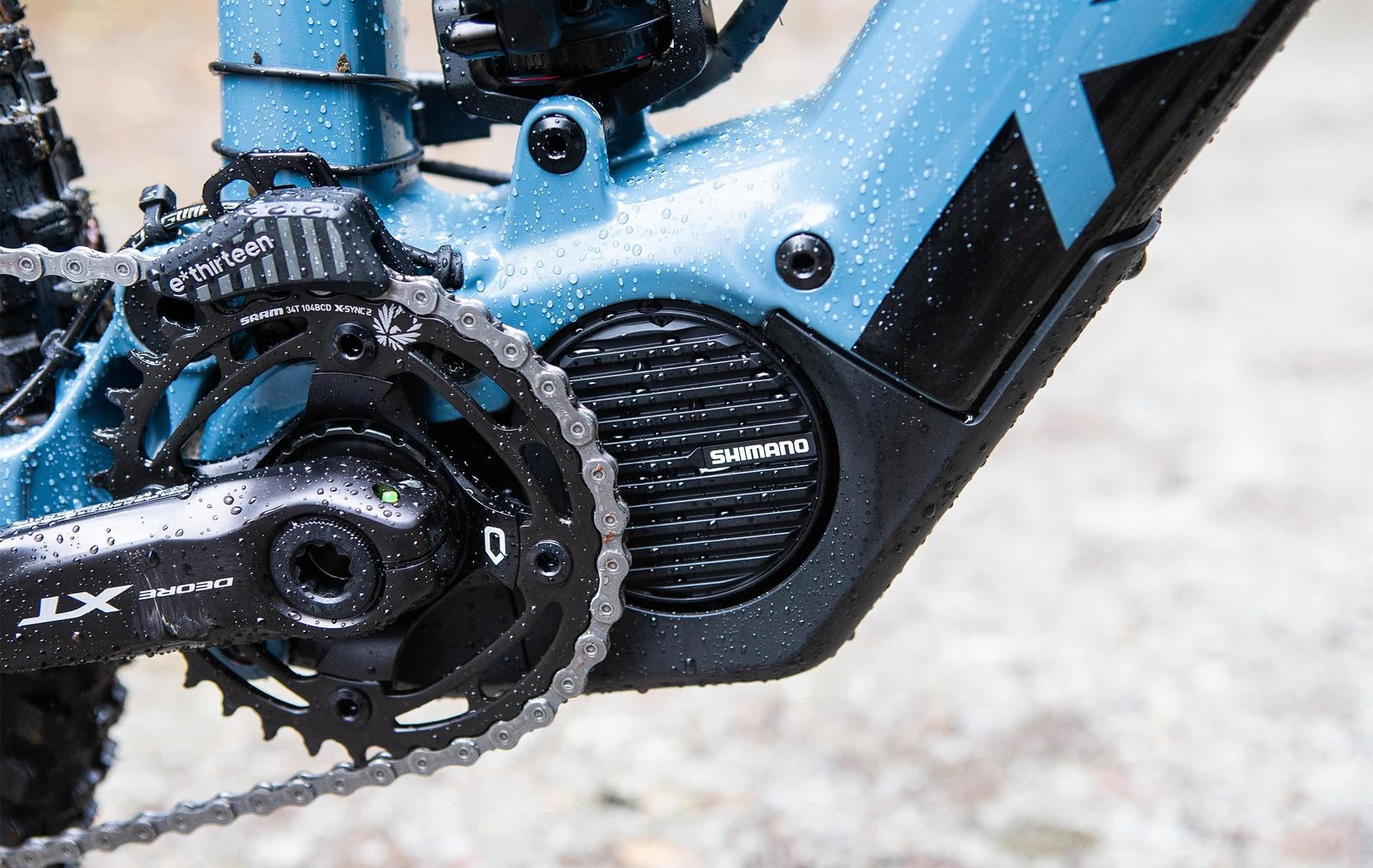 Vélo Norco Sight Vlt C1 Bleu/Orange 29''-6