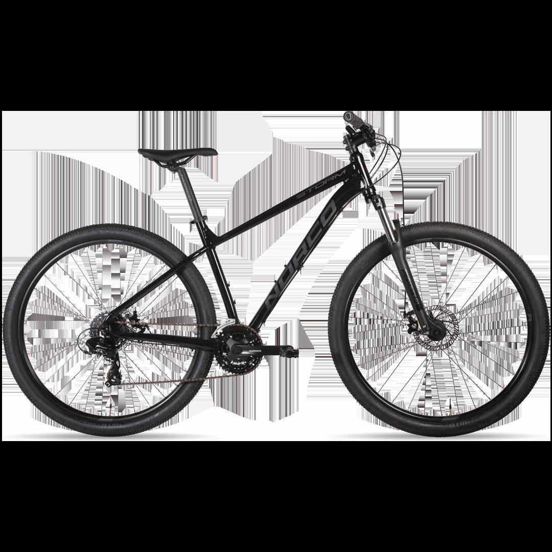 Vélo Norco Storm 4 Noir/Charbon 27.5''-1