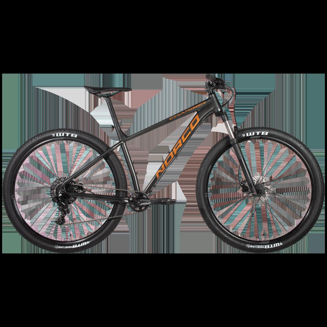 Vélo Norco Charger 2 Charbon/Cuivre/Noir 29''-1