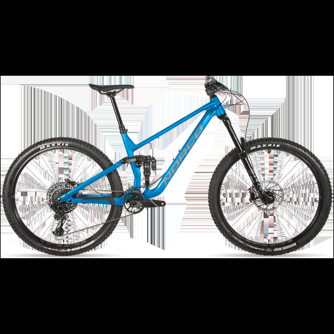 "Vélo Norco Sight A1 Bleu/Charbon 29""-1"