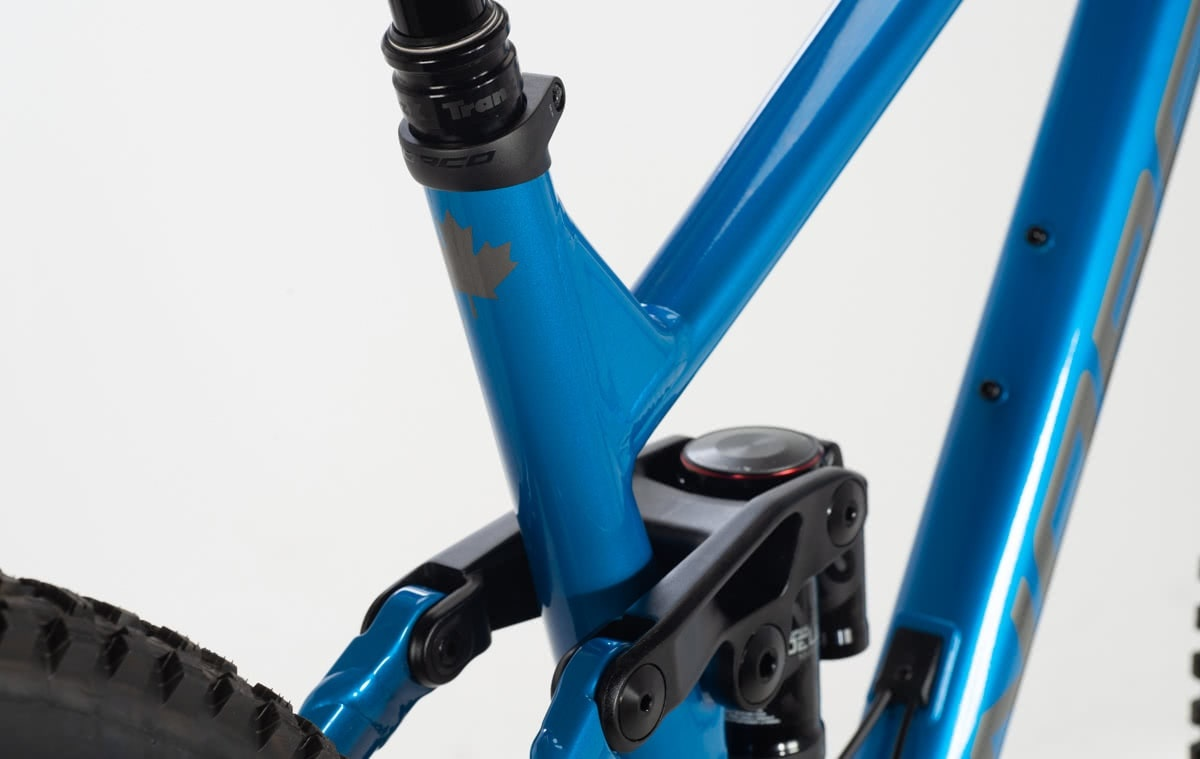 "Vélo Norco Sight A1 Bleu/Charbon 29""-3"