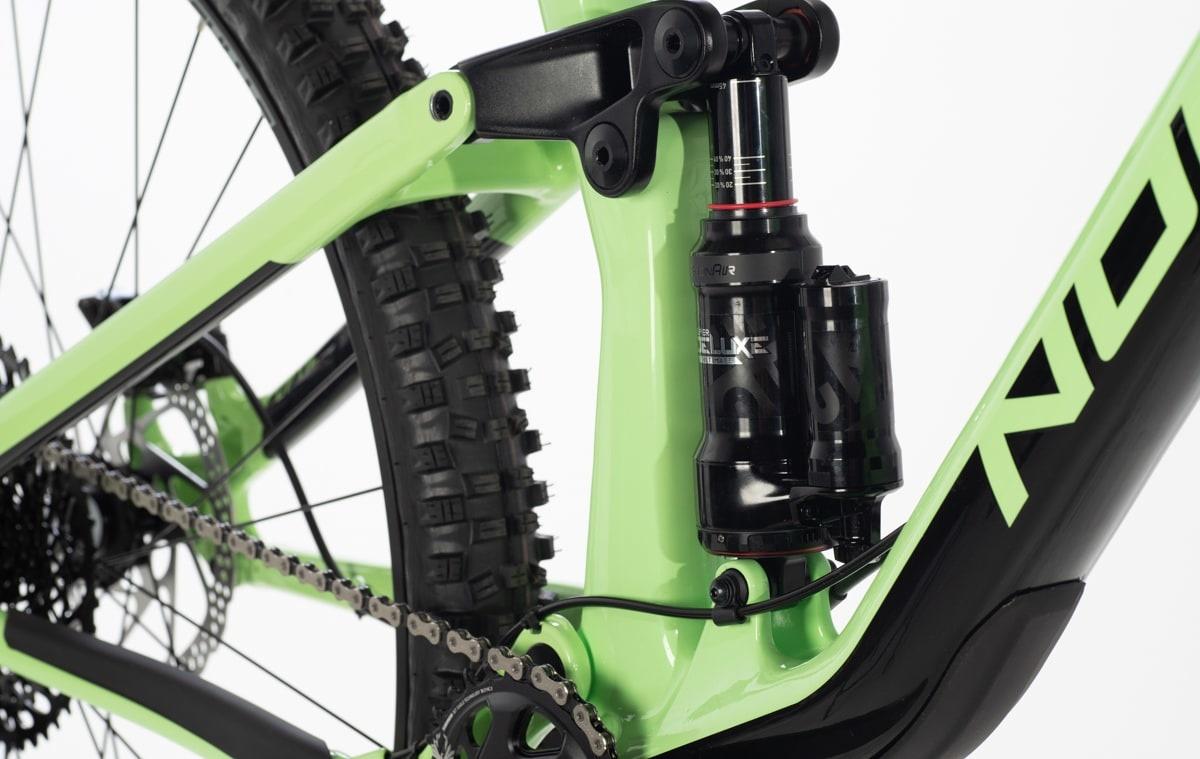 Vélo Norco Optic C2 Vert/Noir 29''-3