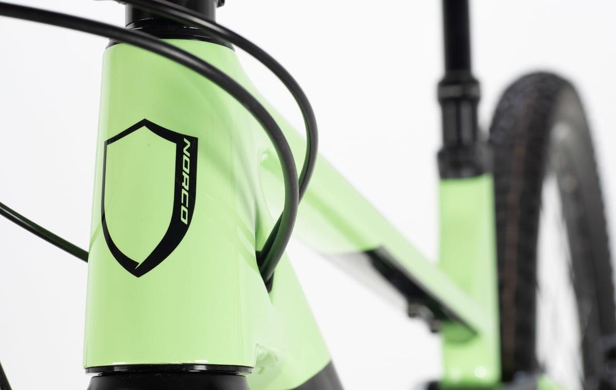 Vélo Norco Optic C2 Vert/Noir 29''-4
