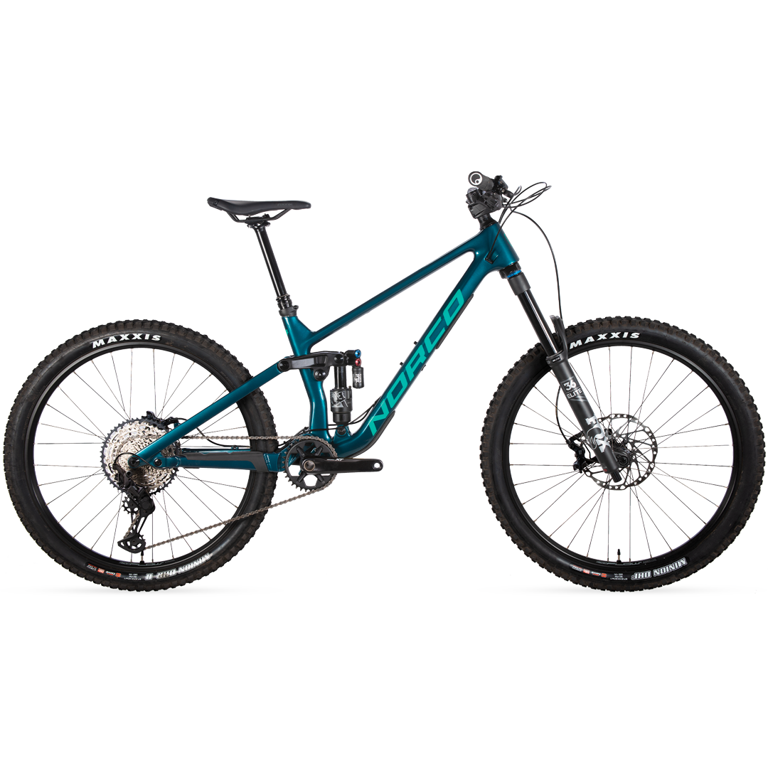 Vélo Norco Sight C2 Femme Jade 29''-1