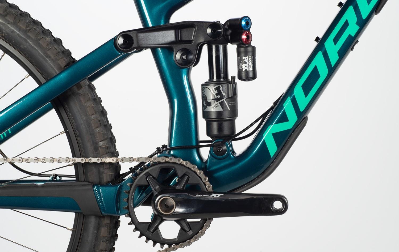 Vélo Norco Sight C2 Femme Jade 29''-3
