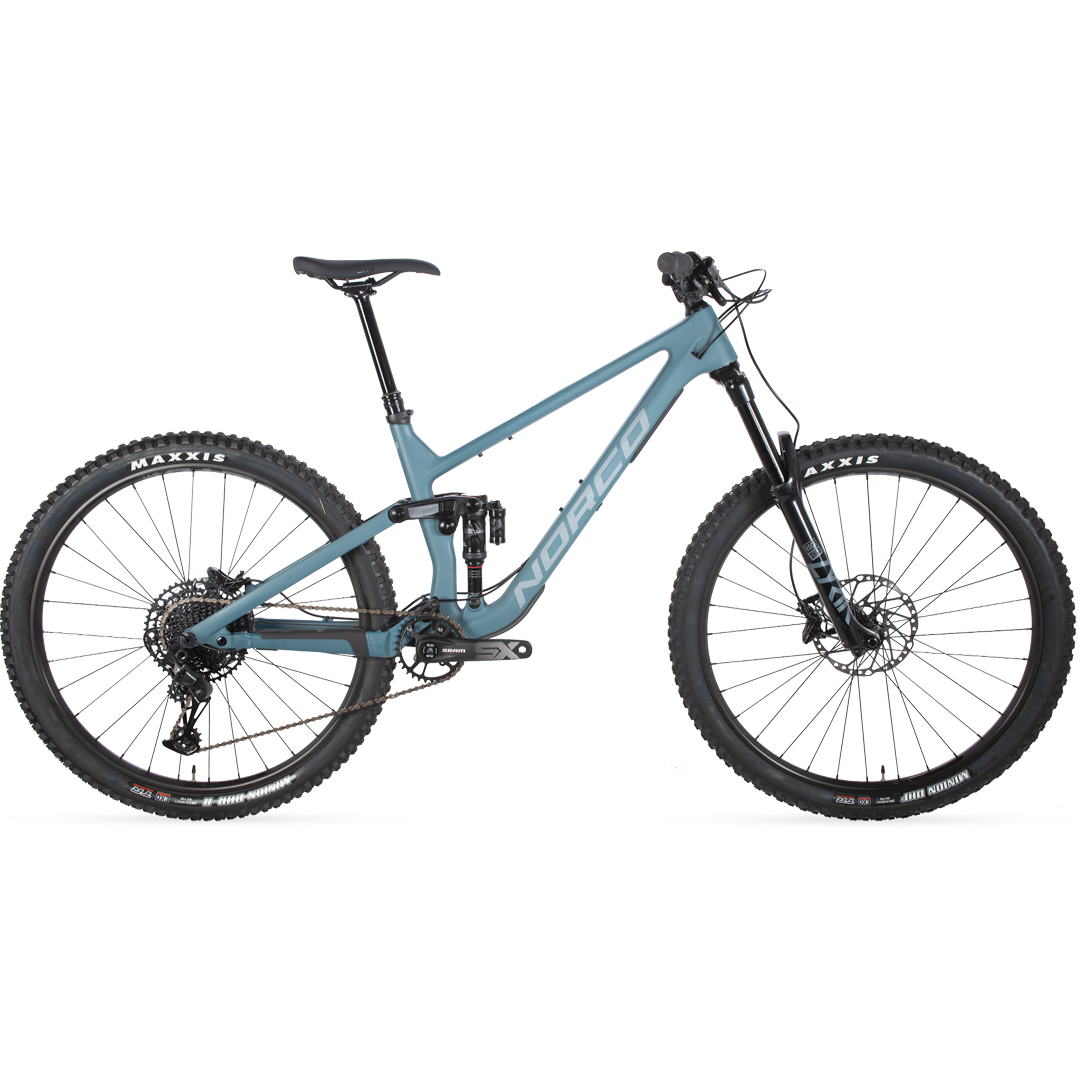 Vélo Norco Sight C3 Slate Blue/Concret 29''-1