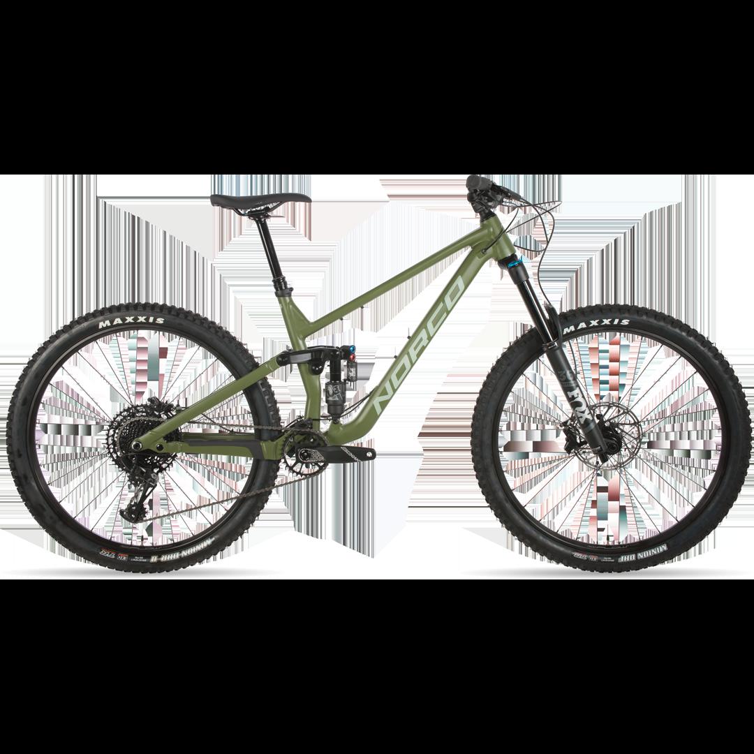 Vélo Norco Sight A2 Vert/Olive 29''-1