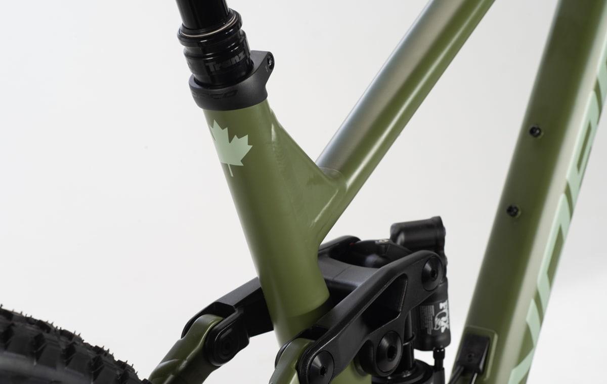 Vélo Norco Sight A2 Vert/Olive 29''-2
