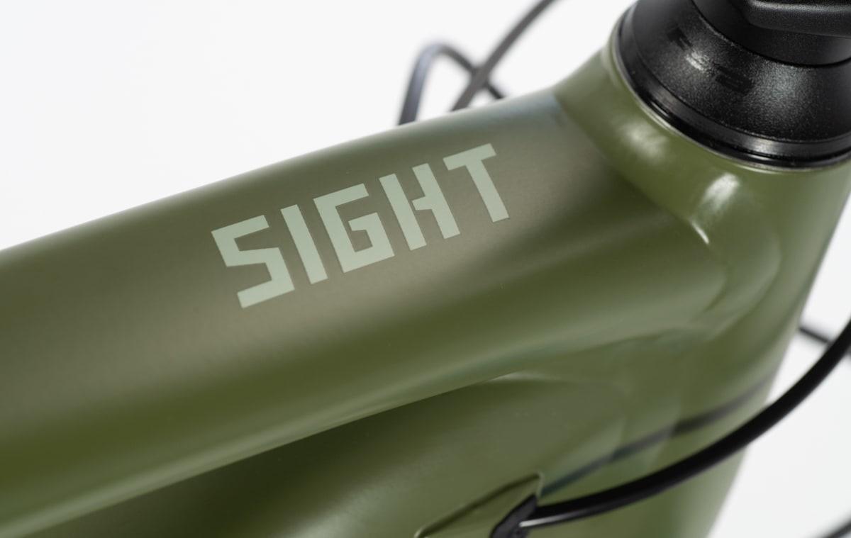 Vélo Norco Sight A2 Vert/Olive 29''-3