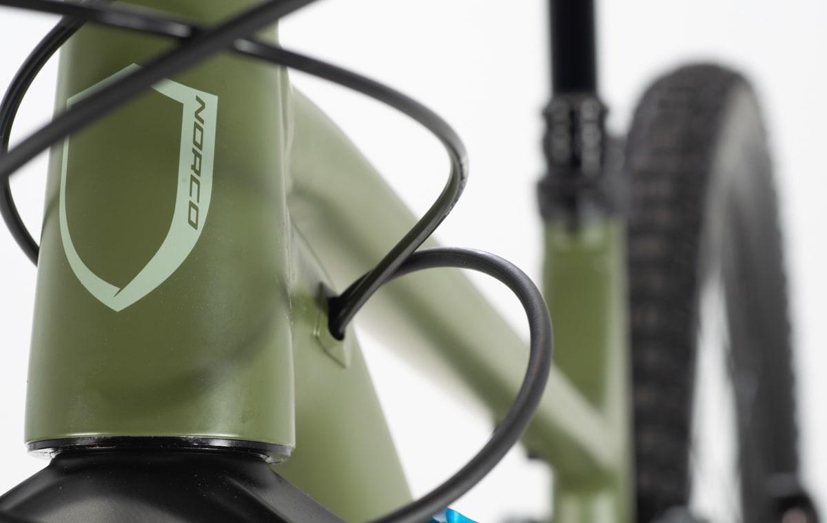 Vélo Norco Sight A2 Vert/Olive 29''-4