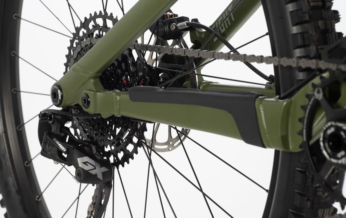 Vélo Norco Sight A2 Vert/Olive 29''-5