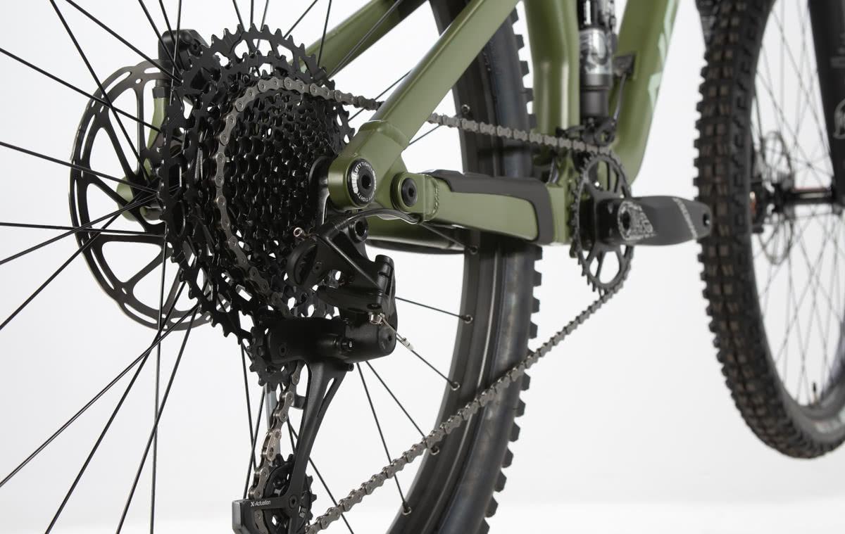 Vélo Norco Sight A2 Vert/Olive 29''-6