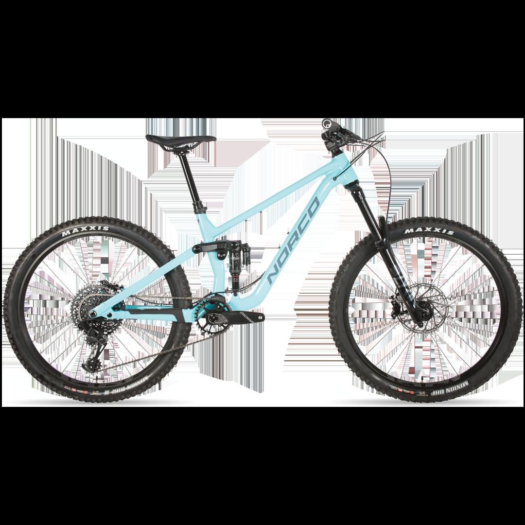 Vélo Norco Sight A1 Femme Bleu Poudre 27.5''-1