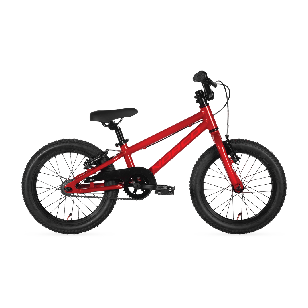 Vélo Norco Roller 16 Rouge 16''-1