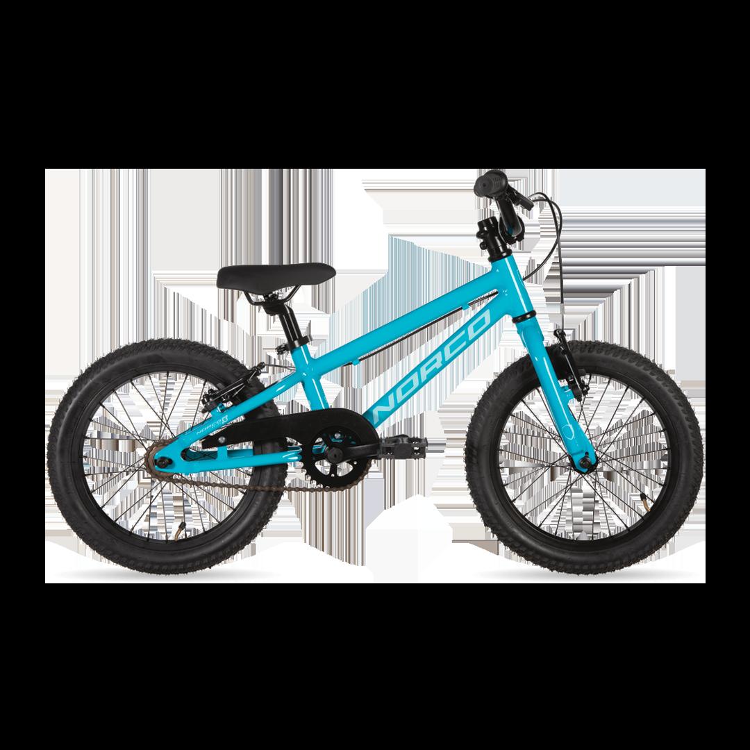 Vélo Norco Roller 16 Bleu 16''-1
