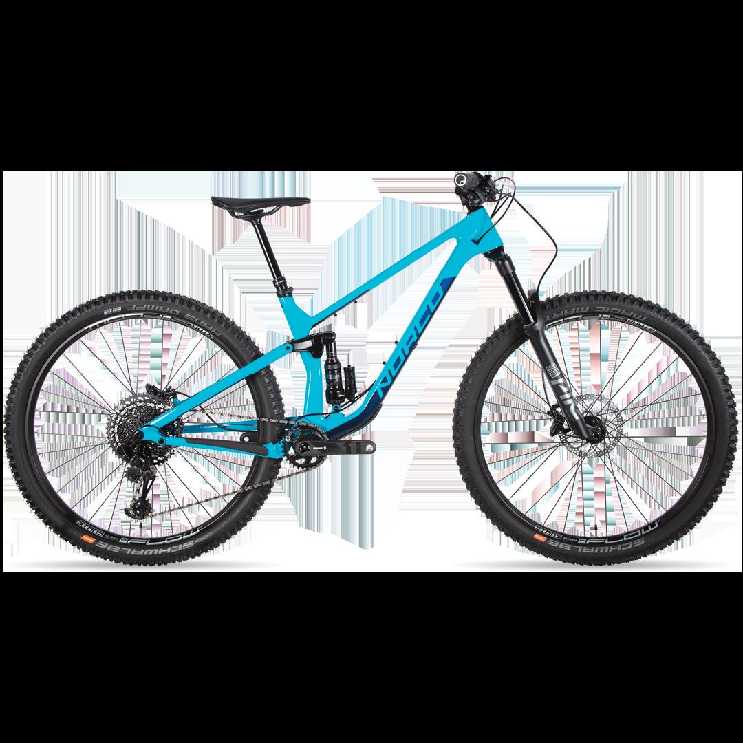 Vélo Norco Optic C2 Femme Bleu 29''-1