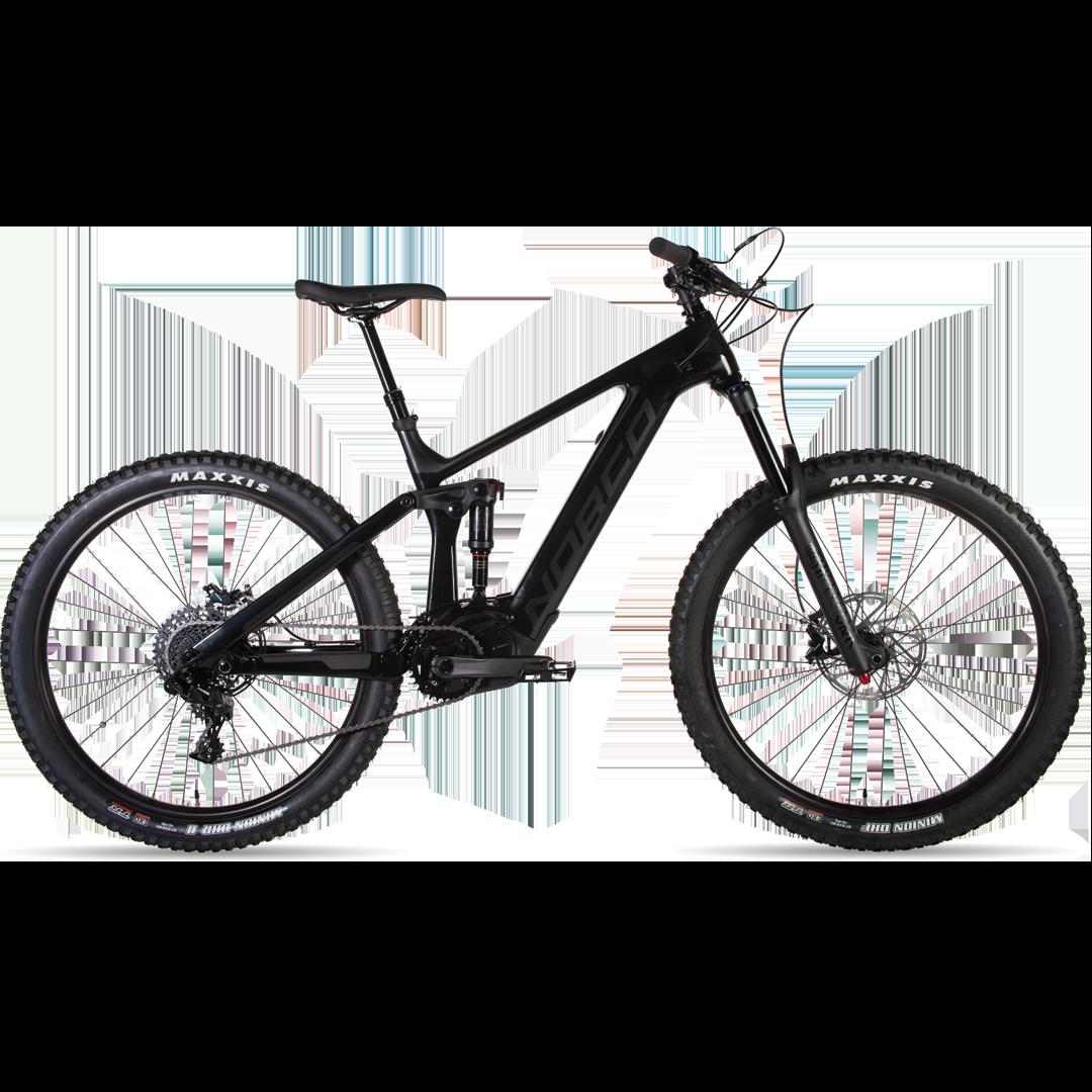 Vélo Électrique Norco Sight C VLT 3 Noir 27.5''-1