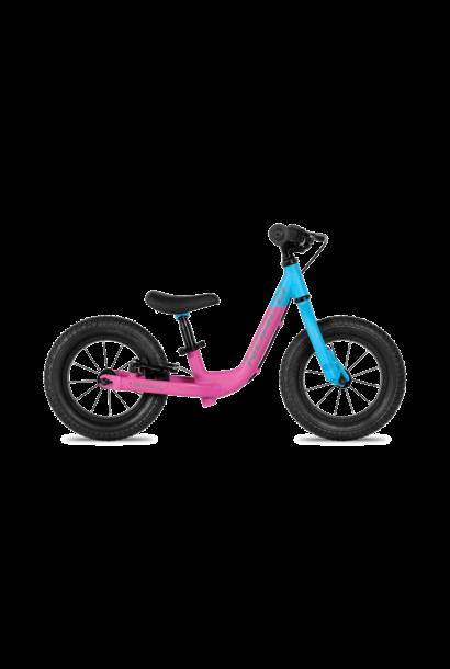 Vélo Junior Norco Mermaid Runbike Cyan/Fuschia/Noir - 12''
