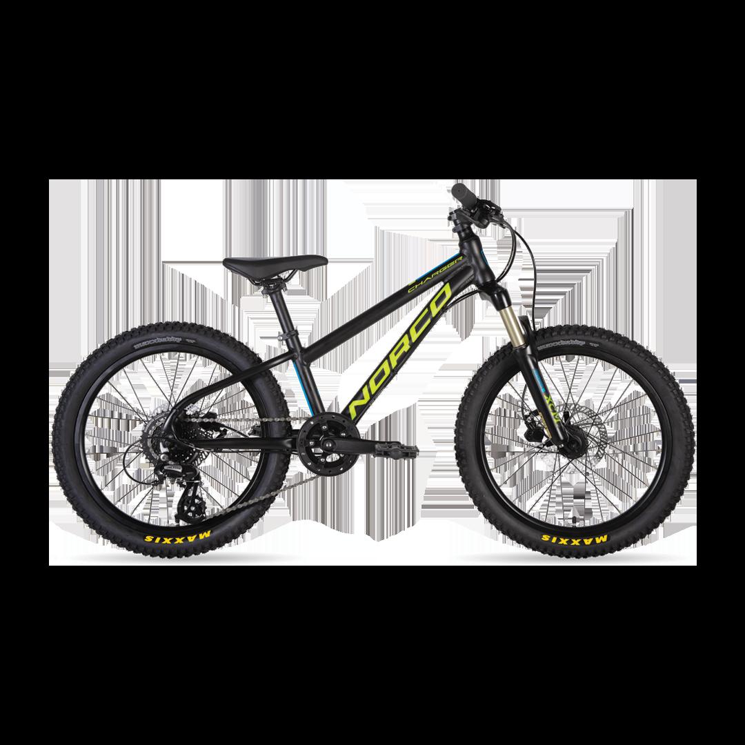 Vélo Norco Charger Noir/Vert - 20''-1