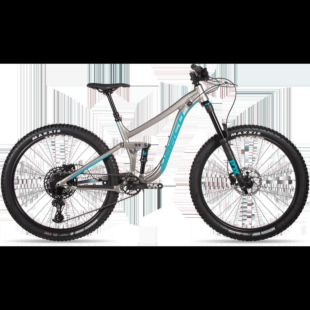 Vélo Norco Sight A2 Femme Gris Ciment - 27'' - Xs-1