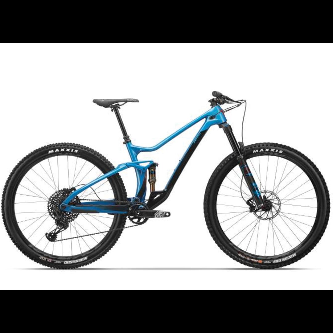 "Vélo Devinci Django C Gx Bleu Lunaire 29""-1"