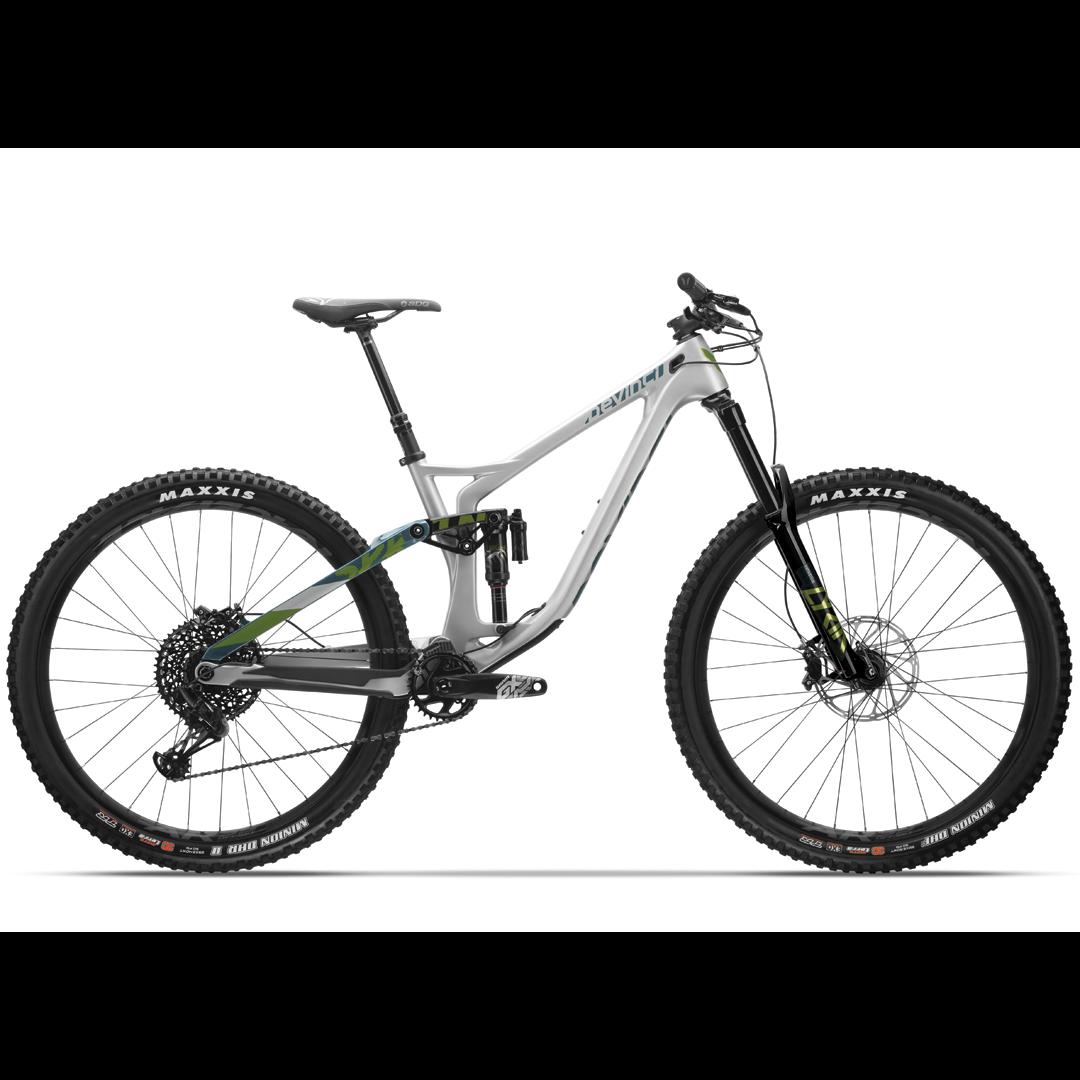 """Vélo Devinci Spartan C Gx12 Argent 29""""-1"""