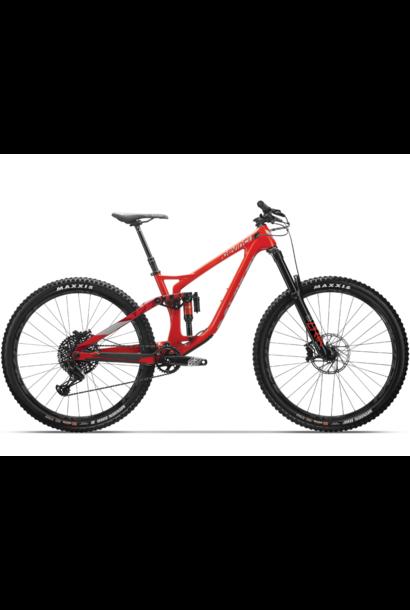 Vélo Devinci Spartan Carbone Gx 12-Vit. Rouge - Medium