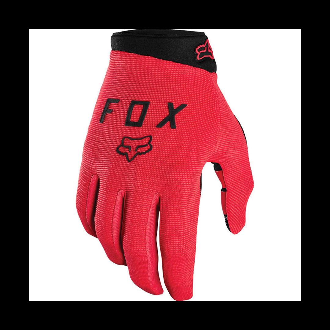 Gants Fox Ranger Bright Red-1