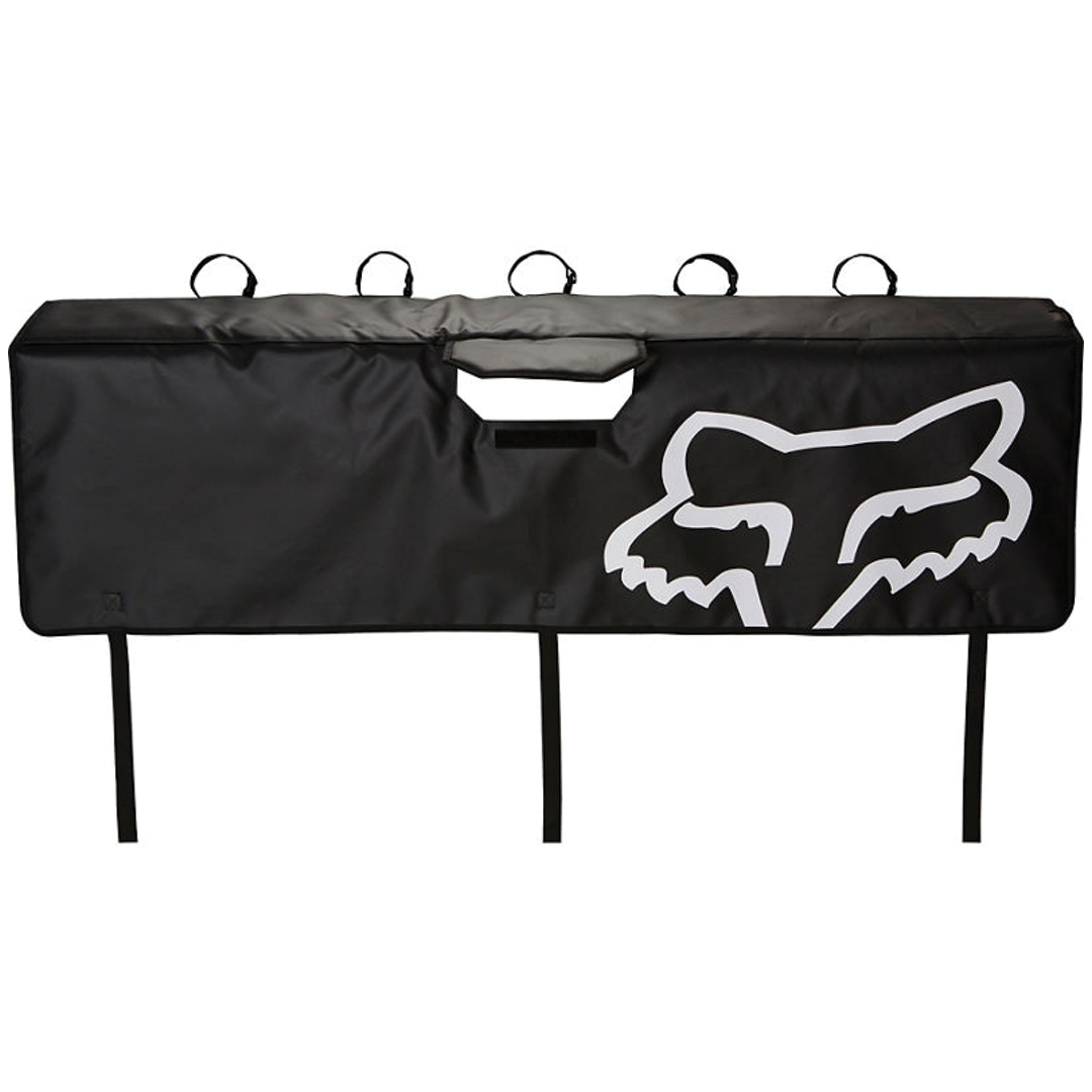 Tailgate Cover Fox Large Black-2