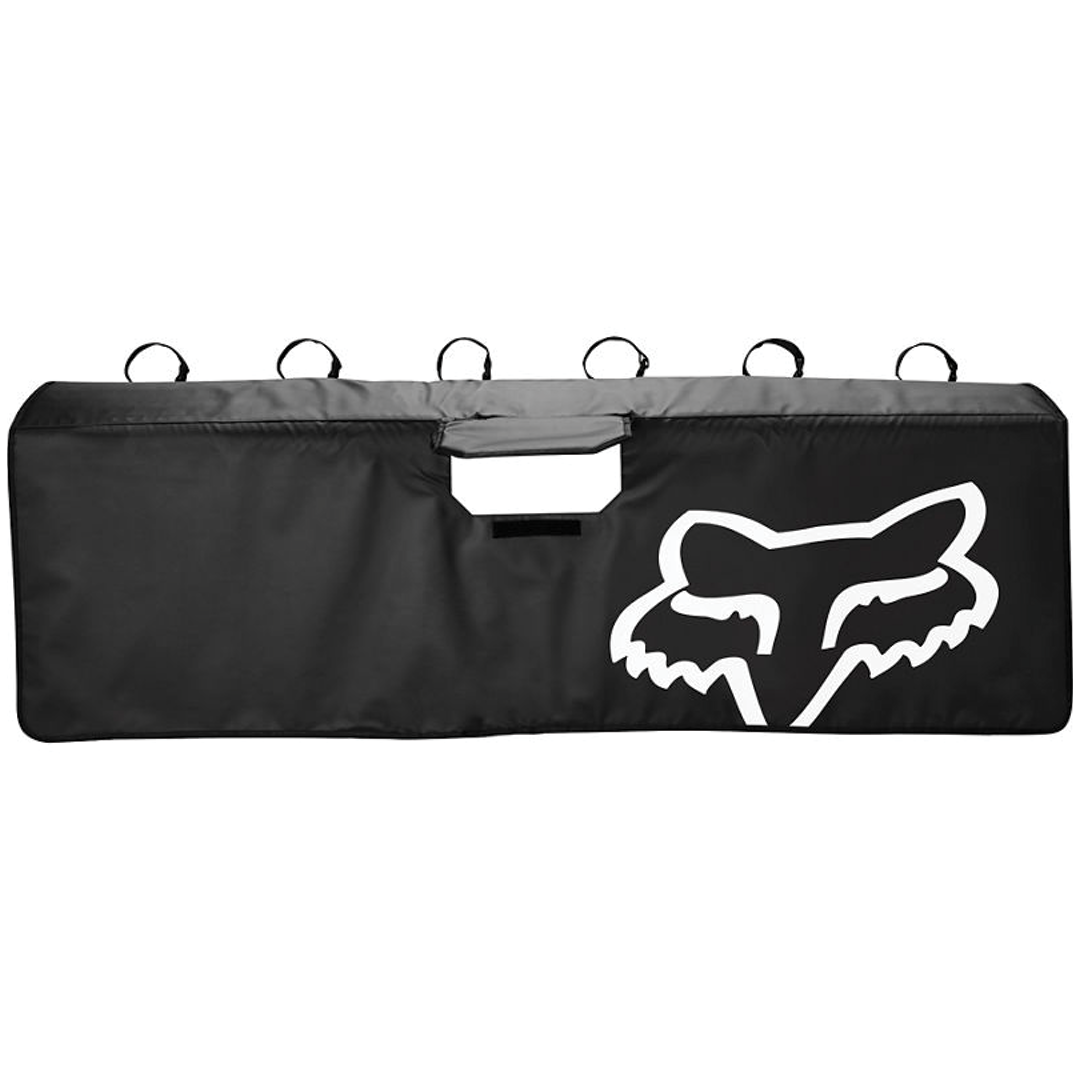 Tailgate Cover Fox Large Black-1