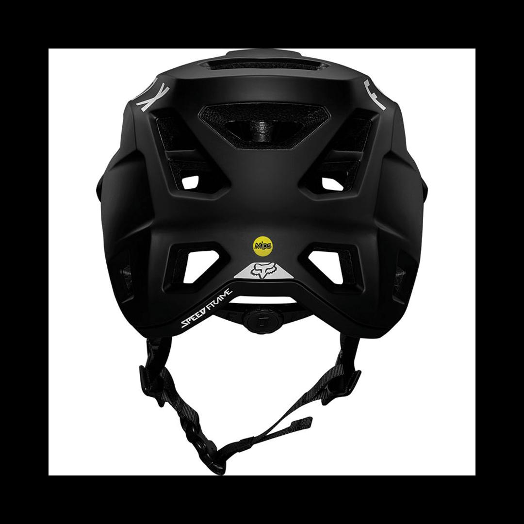 Helmet Fox Speedframe Mips Black-2