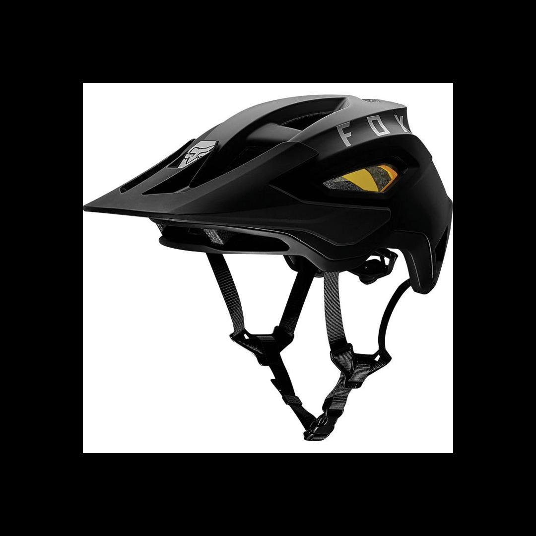 Helmet Fox Speedframe Mips Black-1