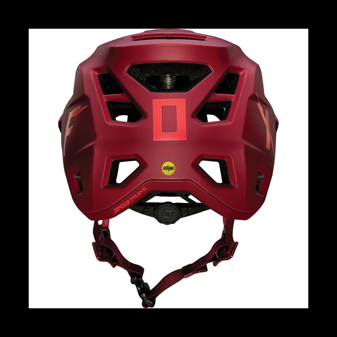 Helmet Fox Speedframe Mips Wurd Chili-2