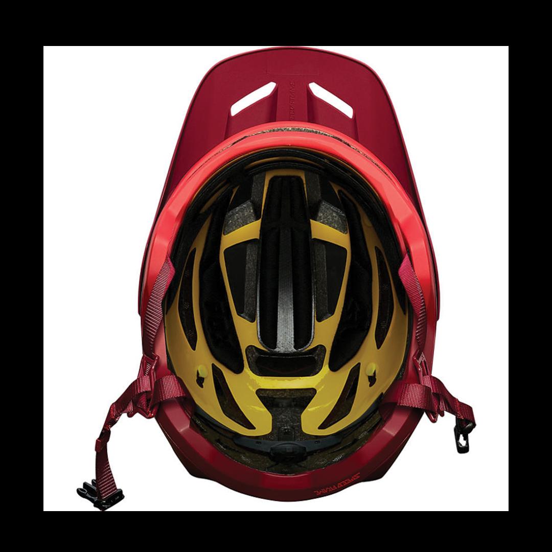 Helmet Fox Speedframe Mips Wurd Chili-3