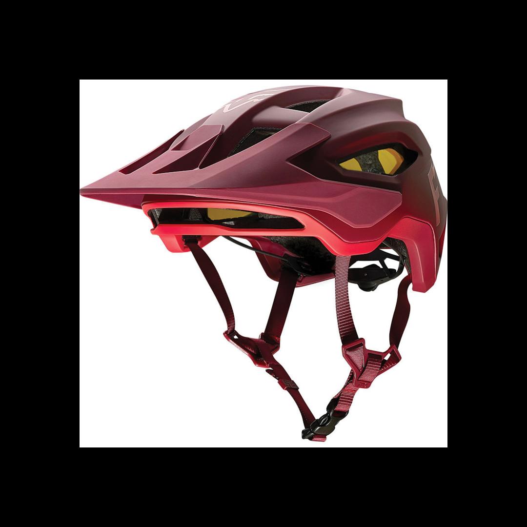Helmet Fox Speedframe Mips Wurd Chili-1