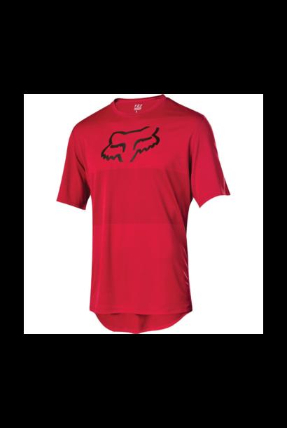 Jersey Fox Junior Ranger Drirelease Bright Red