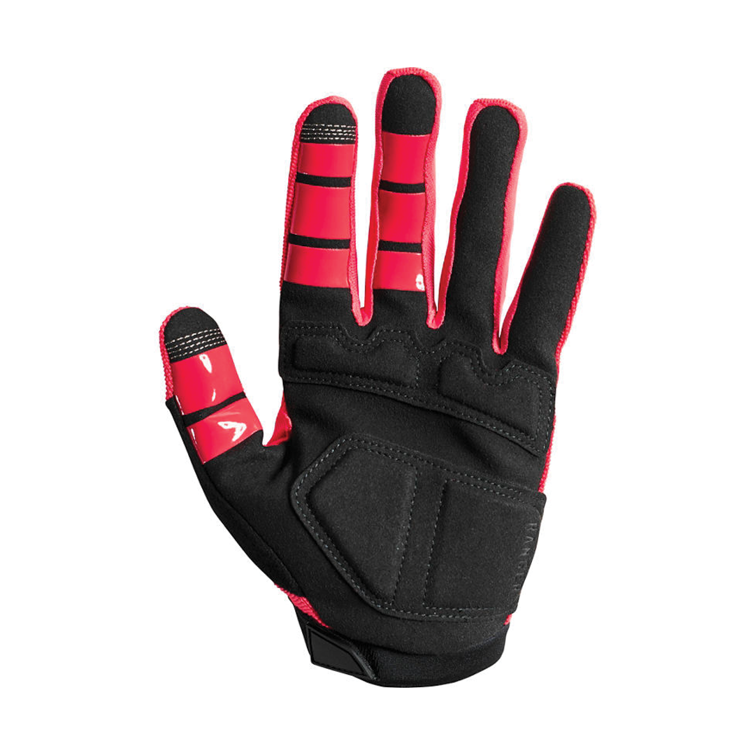 Gants Fox Junior Ranger Bright Red-2