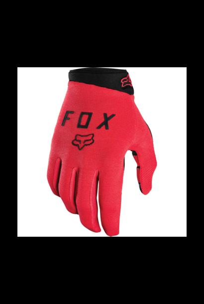 Gants Fox Junior Ranger Bright Red
