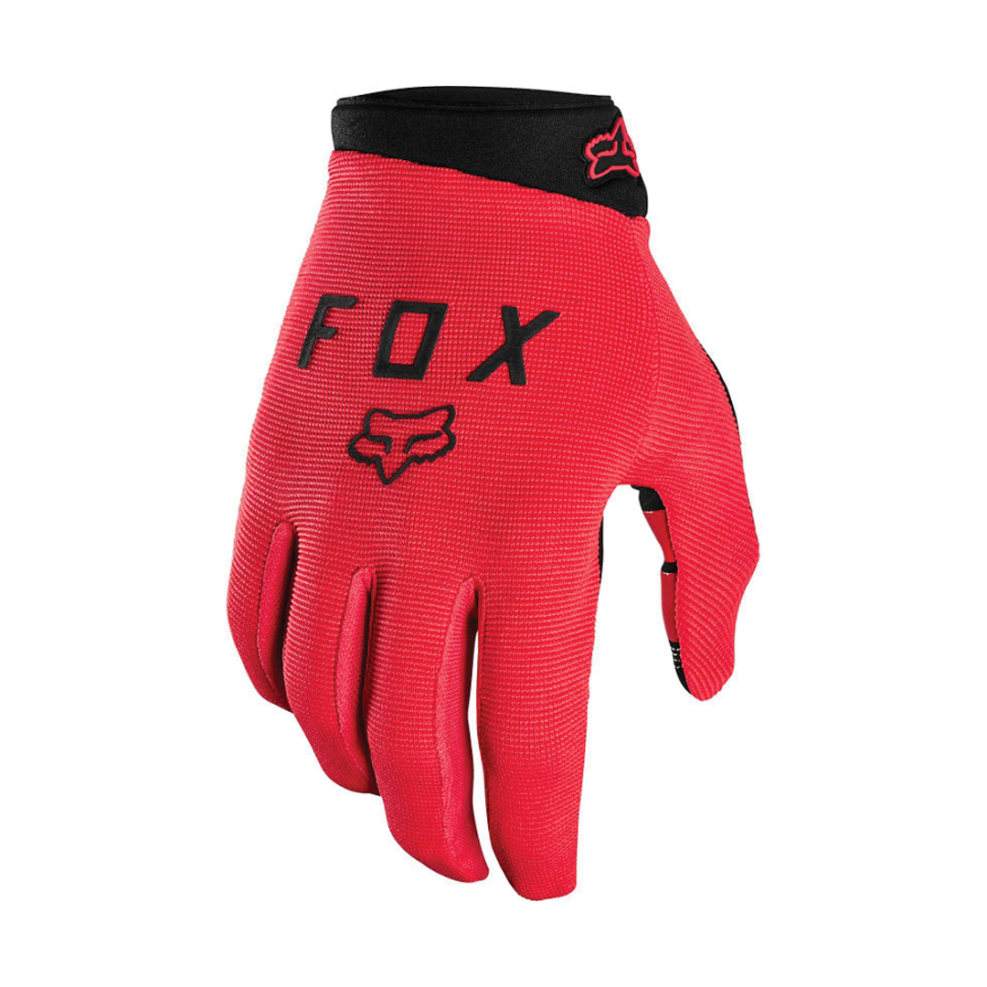Gants Fox Junior Ranger Bright Red-1